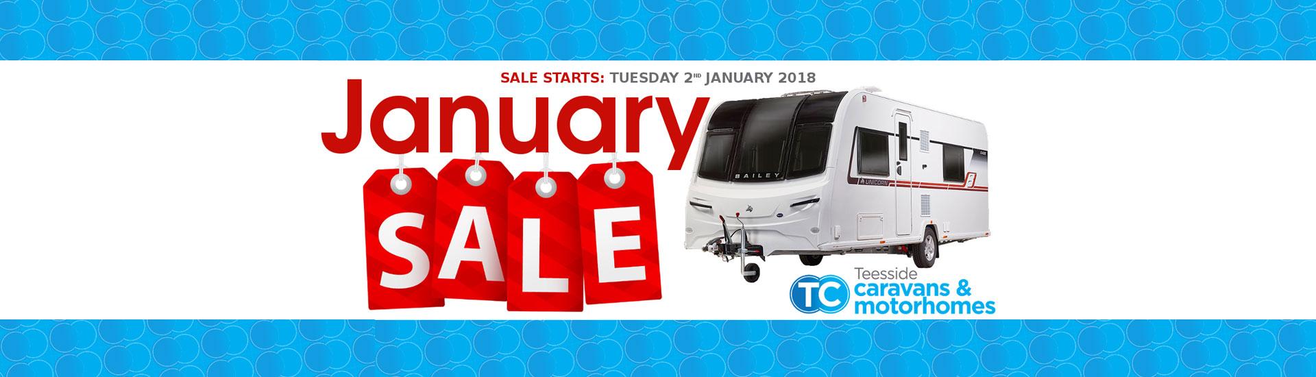 January Sale 2018