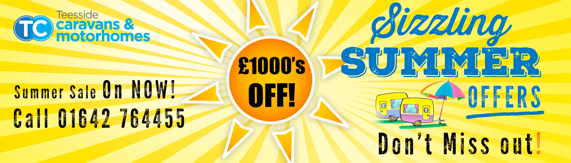 Teesside Summer Offers