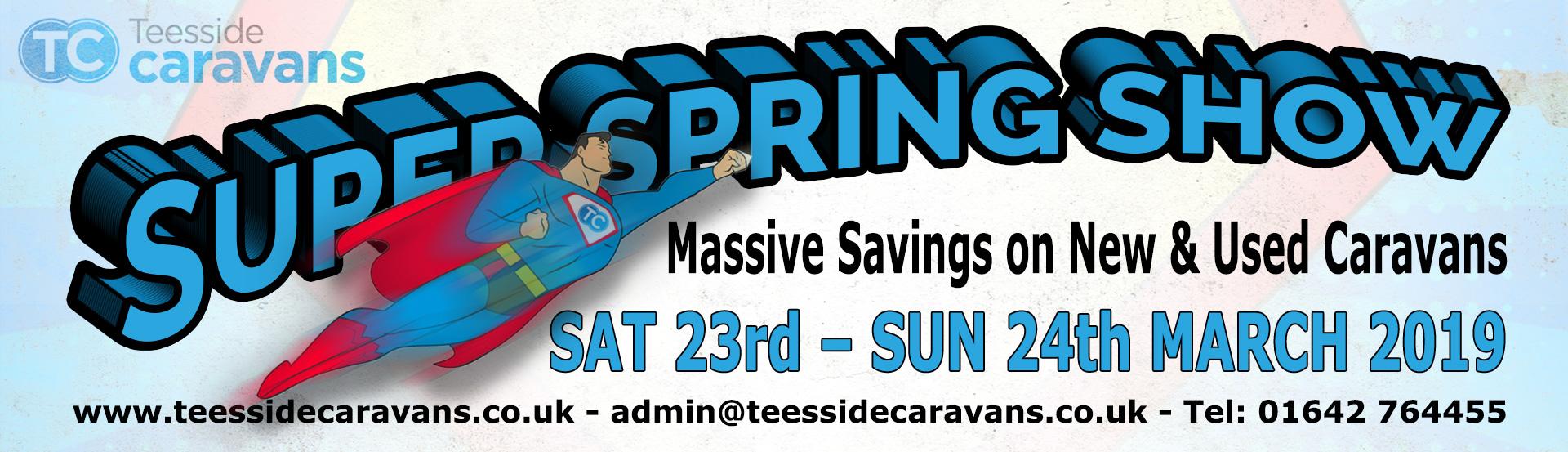 Super Spring Show