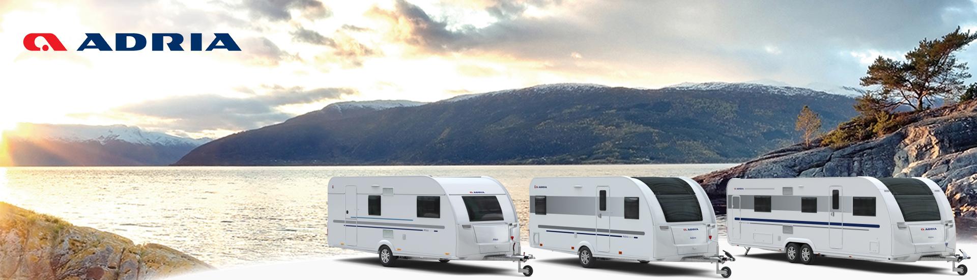 Teeside Adria Caravans