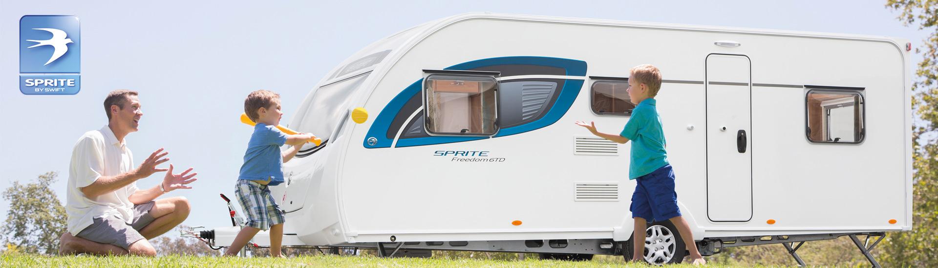 Teesside Sprite Caravans