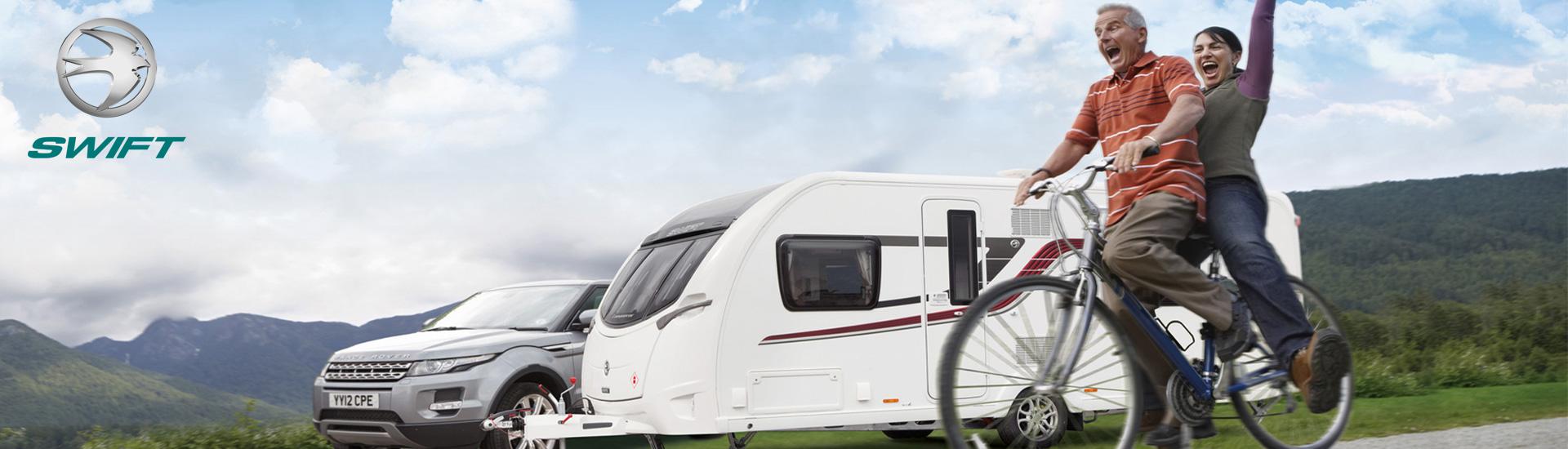 Teesside Swift Caravans