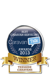 Best Caravan Servicing Awards 2013