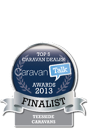 Top 5 Caravan Dealer Awards 2013