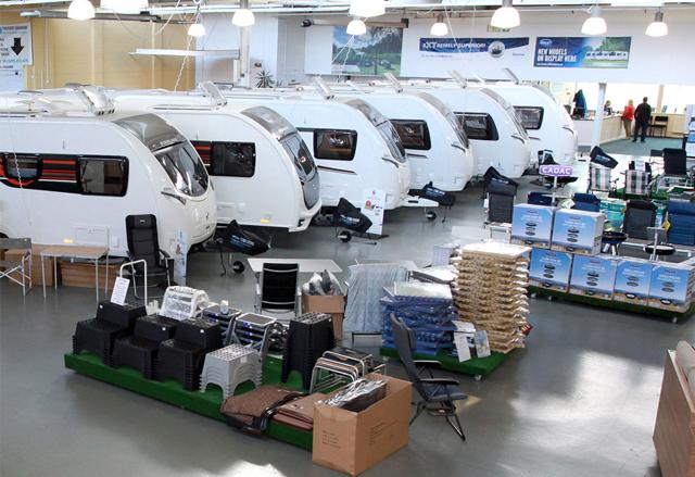 Storage with Teesside Caravans