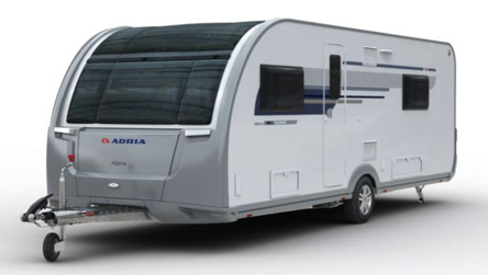 Adria Caravans