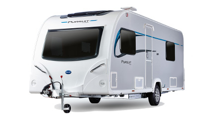 Pursuit Caravans