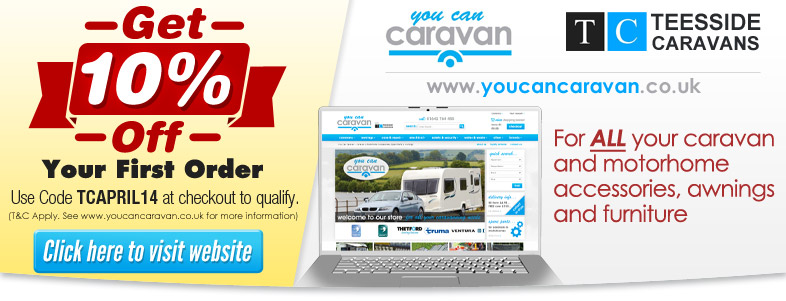 You Can Caravan Offer