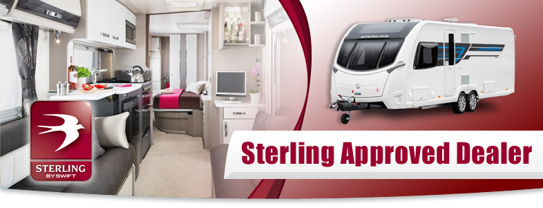New Sterling Caravans
