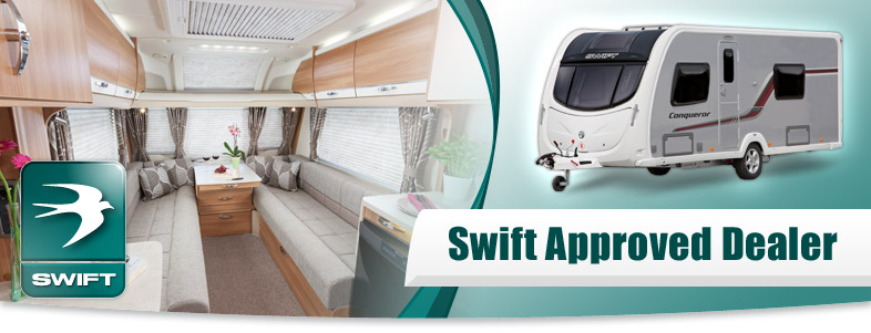 New Swift Caravans